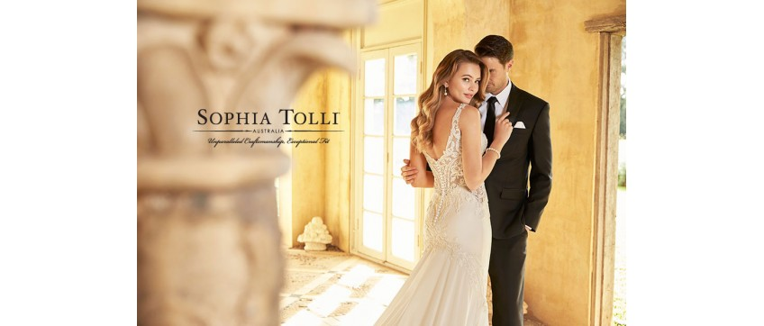 208b3f8450fc9 WEDDING DRESSES by Sophia Tolli